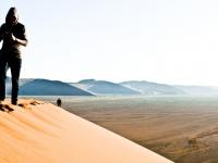 Dune 45, Namib desert