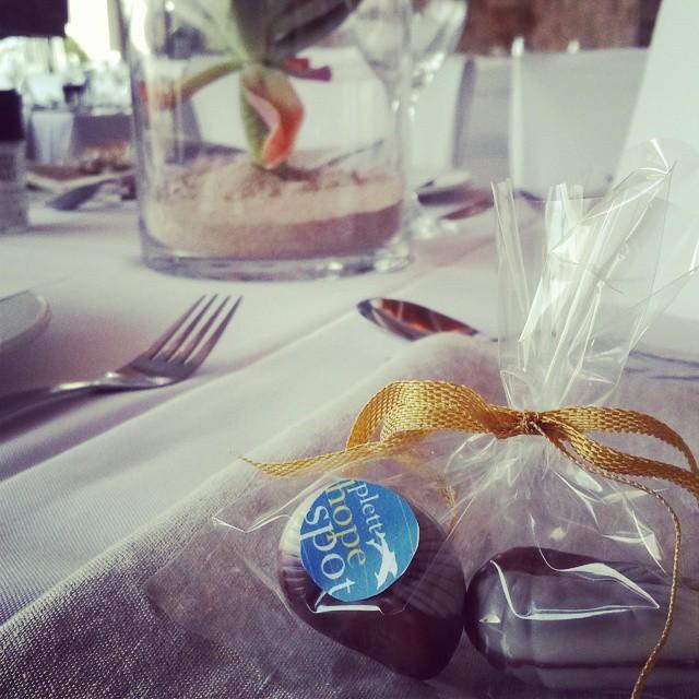 #PlettHopeSpot Launch gala dinner with @drsylviaearle. #plettitsafeeling #gardenroute #MissionBlue