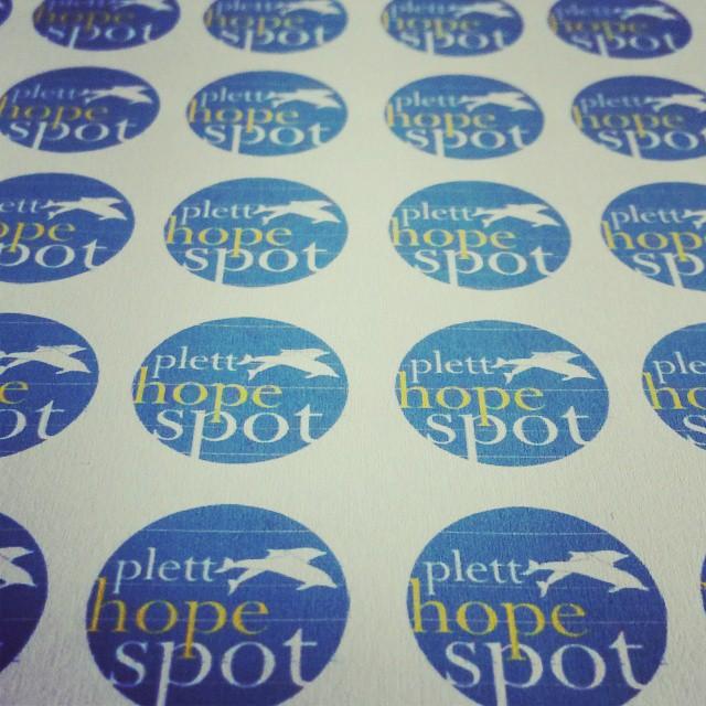 #PlettHopeSpot Launch preparations! #plettitsafeeling #MissionBlue #gardenroute