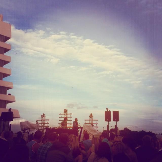 @thekiffness at the beacon isle #plettitsafeeling #GetLuckySummer vibes.