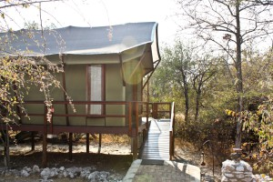 Mushara tented rooms
