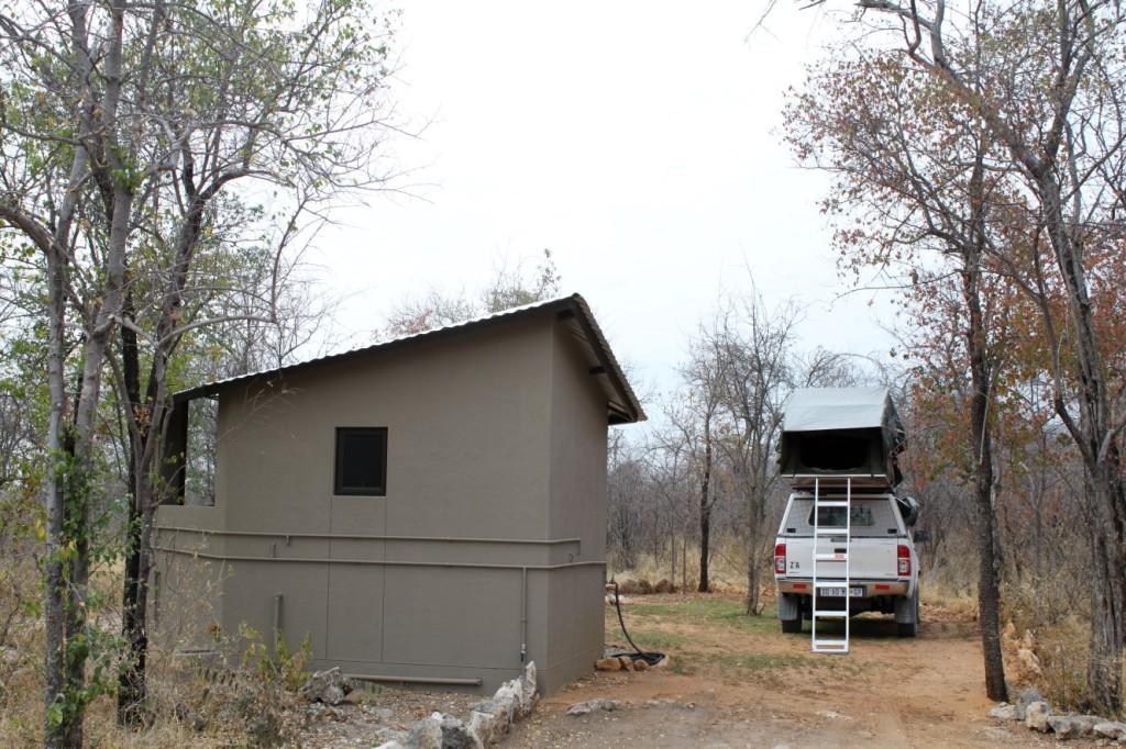 Onguma Reserve campsites