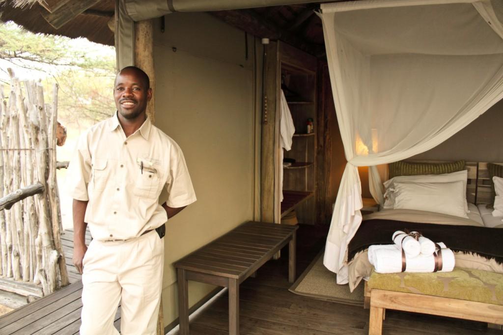 Onguma Reserve Lodges