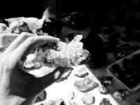 Namibia crystals