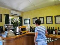 Tasting room at De Krans